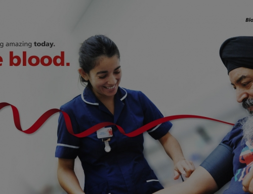 #550 Campaign: Save a Life – Become a Blood & Organ Donor